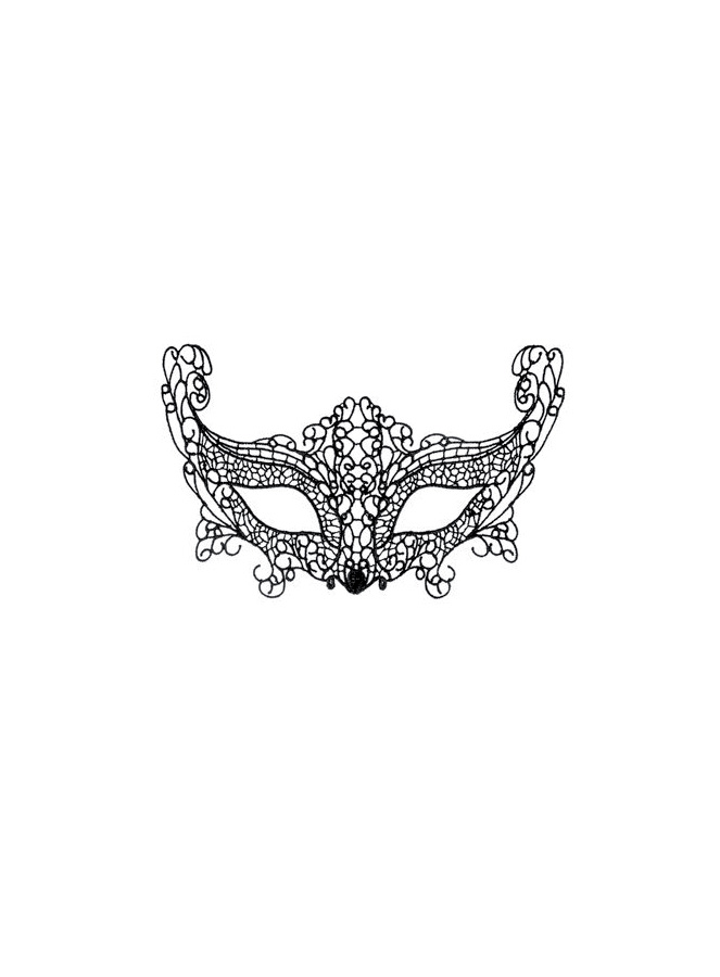 Masque dentelle - Love Masque