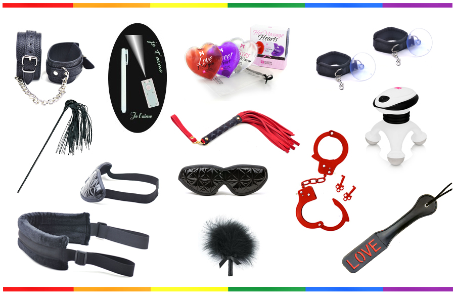 pack gay accessoires