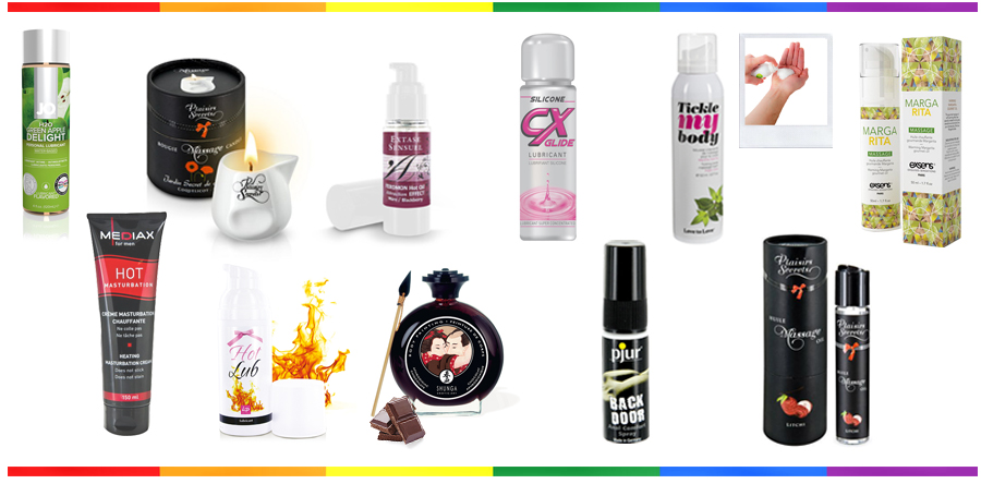 pack gay cosmétiques