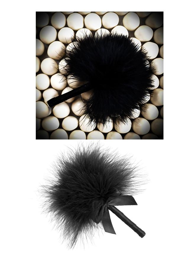 plumeau noir Bijoux Indiscrets