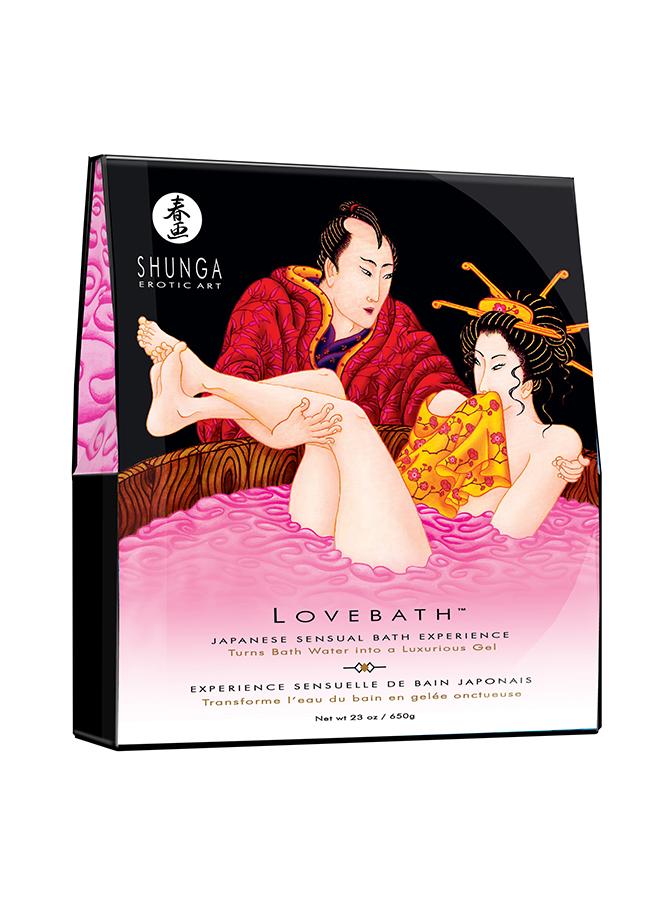 Love Bath - Gelée de Bain Shunga