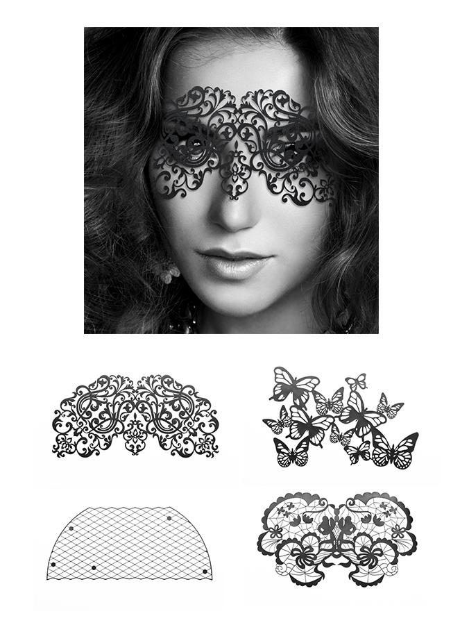 Masque - Devine-Moi -  Bijoux Indiscrets