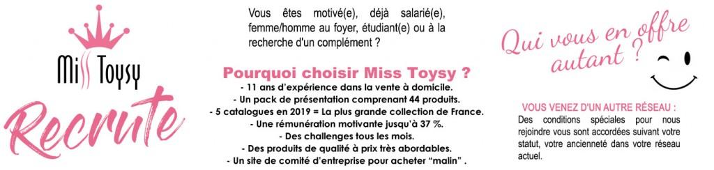 RECRUTEMENT Miss-Toysy-2019