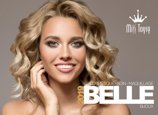 catalogue cosmétique 2019