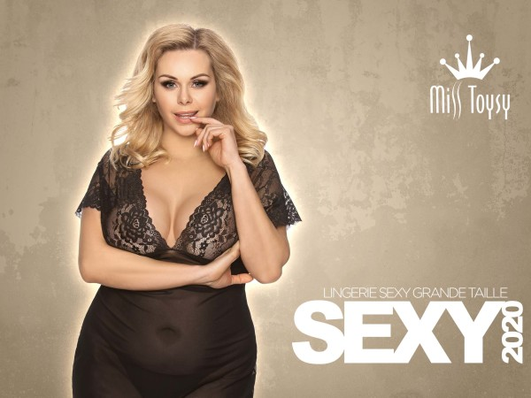 lingerie sexy grande taille